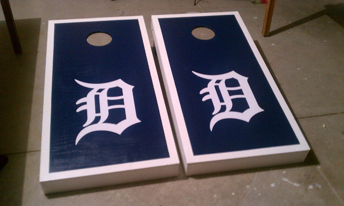 Cornhole Custom Boards