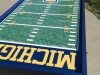 Michigan Football Beer Pong Table
