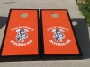 Sons of Anarchy Michigan Cornhole Boards