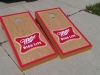 Miller High Life Cornhole Boards