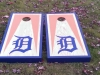 Detroit Tigers Stained Pyramid Set