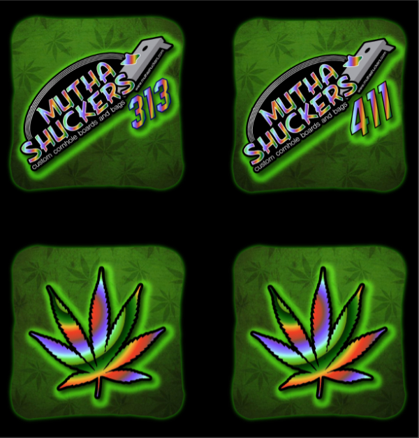 Limited Edition 4:20 Bags